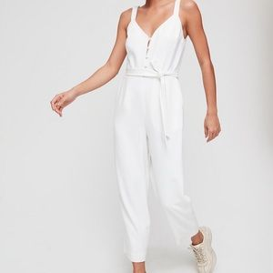 Aritzia Little Moon Petunia Jumpsuit Black